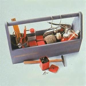 Caisse A Outils Bois : une caisse outils en bois marie claire ~ Melissatoandfro.com Idées de Décoration