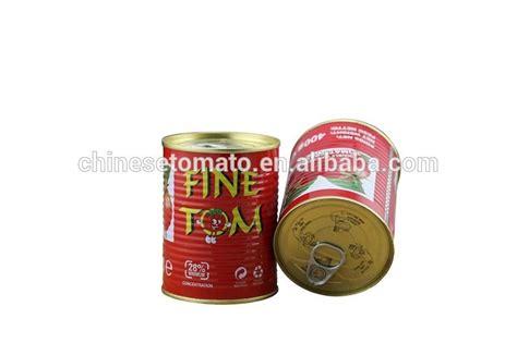 concentr 233 de tomate en conserve p 226 te de gino marque pour le march 233 italie photo sur fr