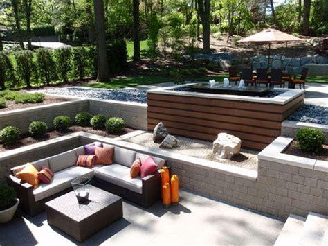 Contemporary Outdoor Spaces  Paver Planet Creative