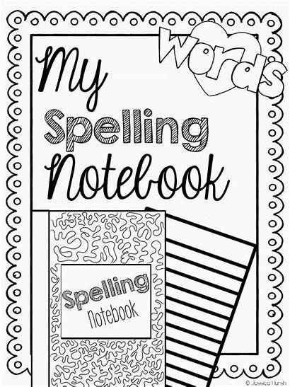 Spelling Practice Daily Easy Notebook Students Way