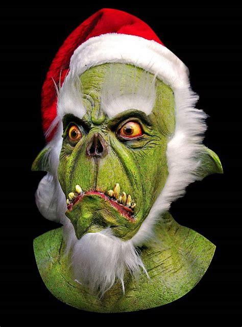 evil christmas elf mask maskworldcom