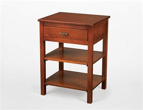 night stand plans  woodworking projects plans