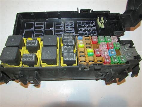 Fuse Box 04 Jeep Liberty by Fuse Box For Jeep Liberty Wiring Library