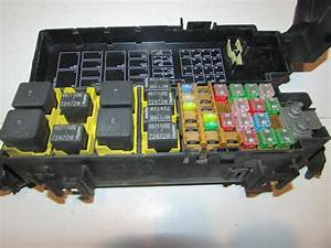2003 Jeep Liberty Fuse Box Location