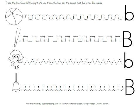 letter b worksheets letter b worksheets for preschool kindergarten printable