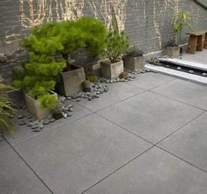 Prix Des Dalles De Jardin : dalle en b ton chez pierre et sol fournisseur fournisseur ~ Premium-room.com Idées de Décoration