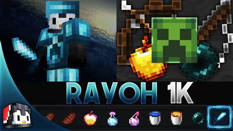 Rayoh 1k 16x Mcpe Pvp Texture Pack Gamertise