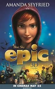 Epic Character Poster - M.K. - HeyUGuys  Epic