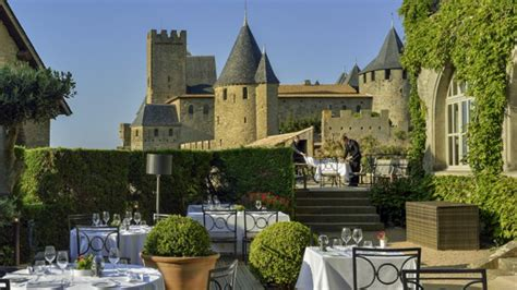 cuisine carcassonne restaurant la barbacane in carcassonne restaurant
