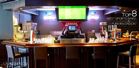Top 8 Best Sports Bars & Pubs In London