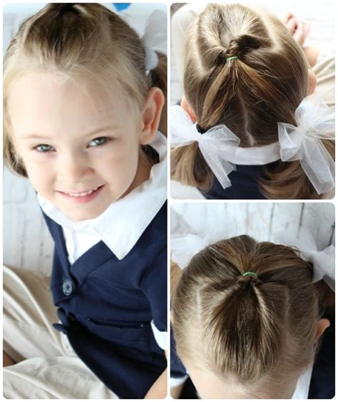easy  girls hairstyles ideas