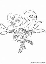 Sammy Coloring Pintar Adventures Disegni Desenhos Colorir Colorear Ricky Annabel Dibujos Coloriage Ausmalbilder Imprimir Coloriages Adventure Colour Aventuras Abenteuer Malvorlagen sketch template
