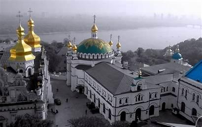Orthodox Lavra Kiev Eastern Urban Kyiv Wallpapers
