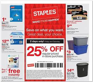 Black Friday 2015: Staples Ad Scan - BuyVia
