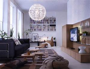 Luminaire Salon Design : luminaire de salon ikea ~ Teatrodelosmanantiales.com Idées de Décoration