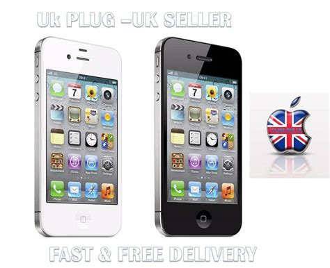 New Condition In Sealed Box Apple Iphone 4s Black & White Unlocked 16 Gb 32 Gb Iphones For Sale Qld Cheapest Iphone With Contract Wexford 6 Vs 6s Body In Nigeria Vodafone 8 Kijiji And Battery Difference