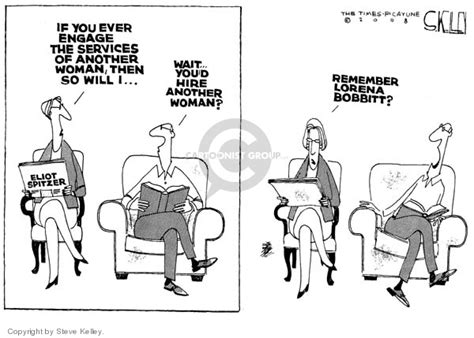 The Castration Editorial Cartoons