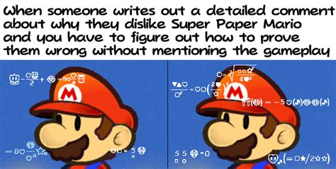 Paper Mario Memes - pretty sure this meme stopped being relevant months ago but memes never die on r papermario