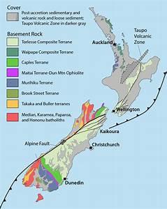 Sampling New Zealand U2019s  Amazing  Geology