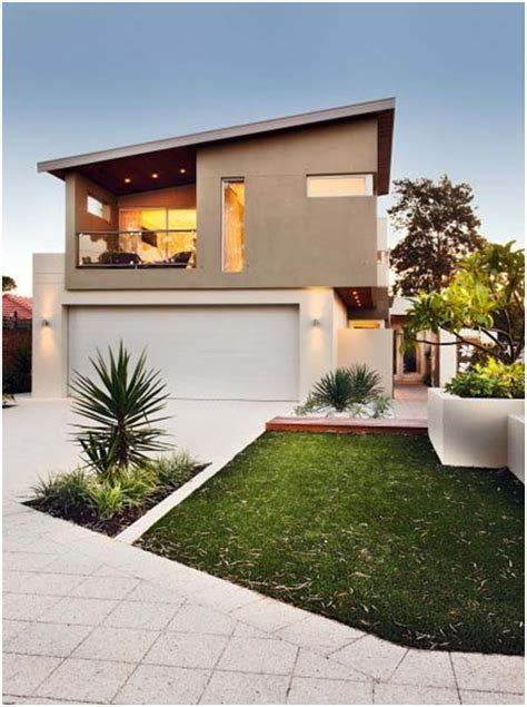 Modern House Fronts Beautiful Facades  House Facades And