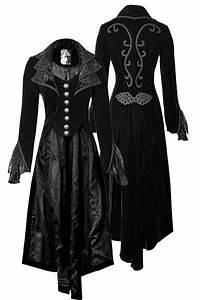 Viktorianischer Stil Kleidung : viktorianischer mantel mit schleppe und posament verzierungen dress to impress ~ Watch28wear.com Haus und Dekorationen