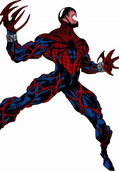 Carnage Spider Marvel Spiderman Ben Reilly Costume