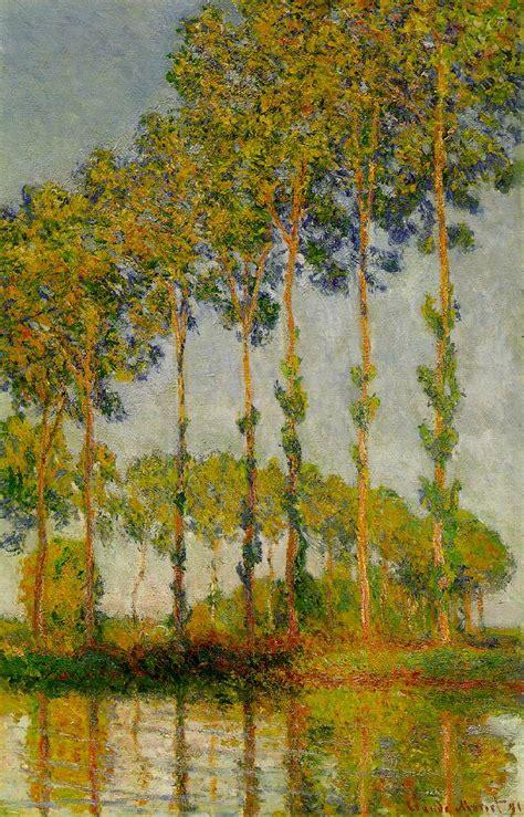 WebMuseum: Monet, Claude: Poplars on the Epte