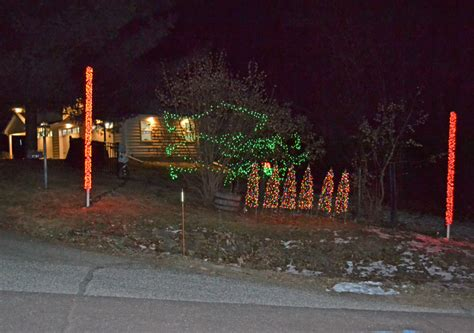 local teen builds synchronized light display news