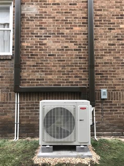 air conditioning ductless heat pump system ambridge pa