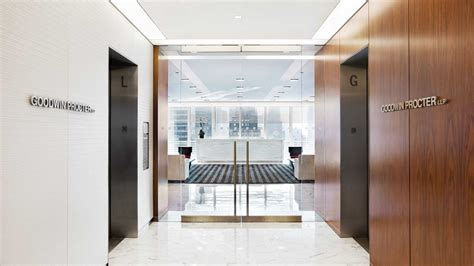 Goodwin Procter LLP, New York | Projects | Gensler