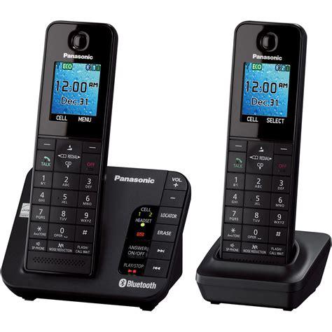 bluetooth phones panasonic kx tgh262b link2cell bluetooth cellular