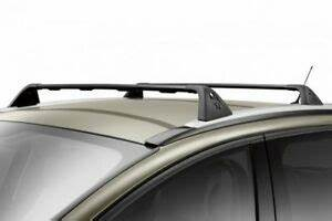 Barre De Toit Peugeot 3008 : peugeot 3008 lockable steel roof bars pair new genuine ~ Melissatoandfro.com Idées de Décoration
