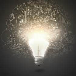 conceptual image of electric bulb against grey background nuragroup