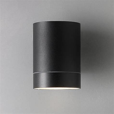buy nordlux tin maxi outdoor wall light black lewis