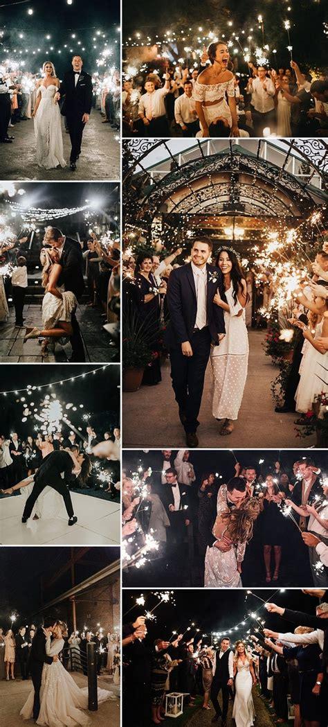sparkler send   wedding   coordinate wedding