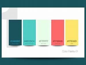 Color, Palette, 01, By, Alireza, Haaaf, On, Dribbble