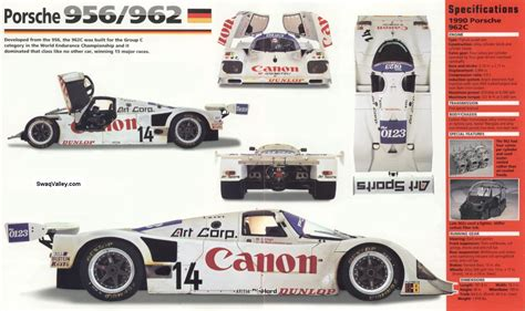 Porsche 962 photos #2 on Better Parts LTD