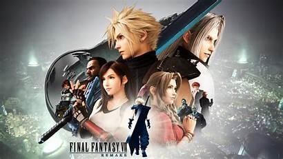 Fantasy Final Remake Vii Gameplay Date Release