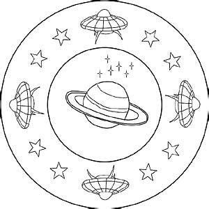 mandala ufo im weltall gibt es je keine jahreszeiten