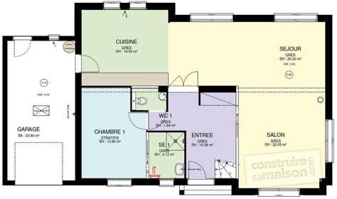 parquet flottant dans cuisine maison familiale 5 dé du plan de maison familiale 5 faire construire sa maison