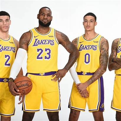 Lebron Lonzo Lakers James Ball Balls Highlights