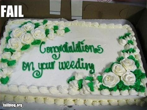 the 18 worst wedding cake fails made are out