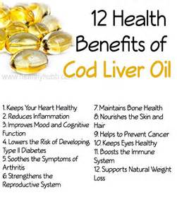Liver Cod Oil Benefits Pictures