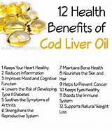 Benefits Of Cod Liver Oil Pictures
