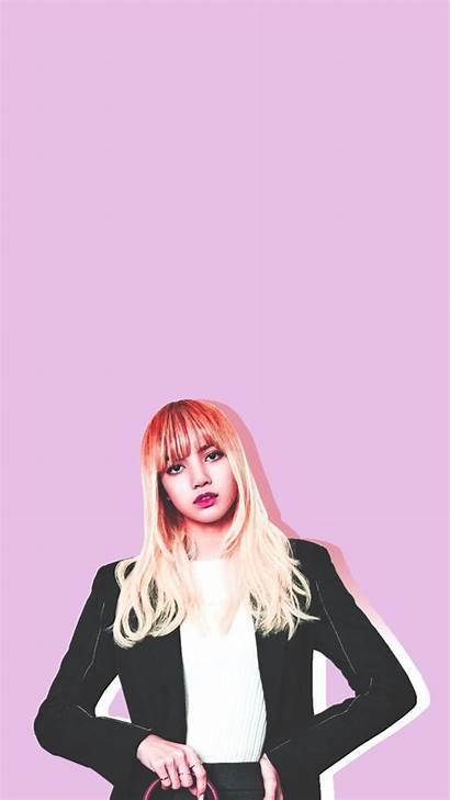 Blackpink Wallpapers Lisa Kpop Pink Manoban Phone