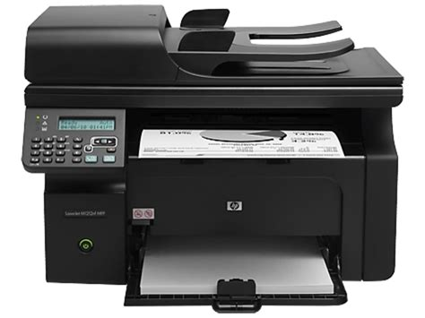 Improve your pc peformance with this new update. HP LaserJet Pro M1212nf Multifunction Printer drivers - Download