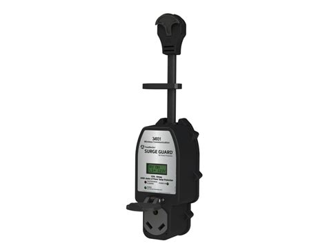 surge guard southwire rv protector amp protection innovations wireless technology portable trc announces including lcd display 30a value 1889