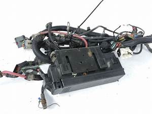 2003 Jeep Wrangler Tj Dash Panel  U0026 Headlight Wiring