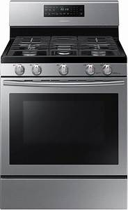 Samsung Nx58h5600ss 30 Inch Freestanding Gas Range With