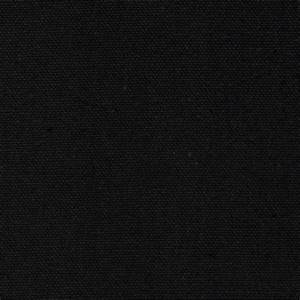 9 3 oz Canvas Duck Black - Discount Designer Fabric